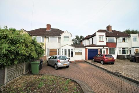 3 bedroom semi-detached house to rent - Yoxall Road, Shirley, Solihull