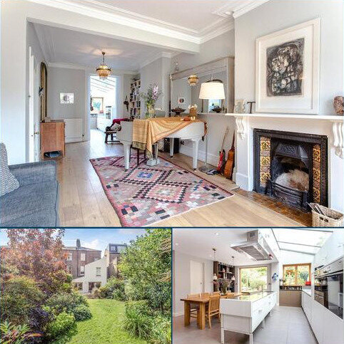 5 bedroom house for sale - Lady Somerset Road, London, NW5