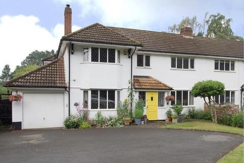 5 bedroom semi-detached house for sale - Aldridge Road, Little Aston