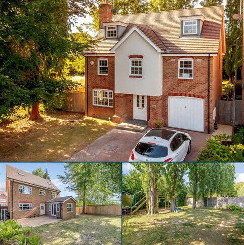 5 bedroom detached house for sale - Hopfield Close, Otford, Sevenoaks, Kent