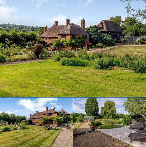 5 bedroom equestrian property for sale - Allens Lane, Plaxtol, Sevenoaks, Kent