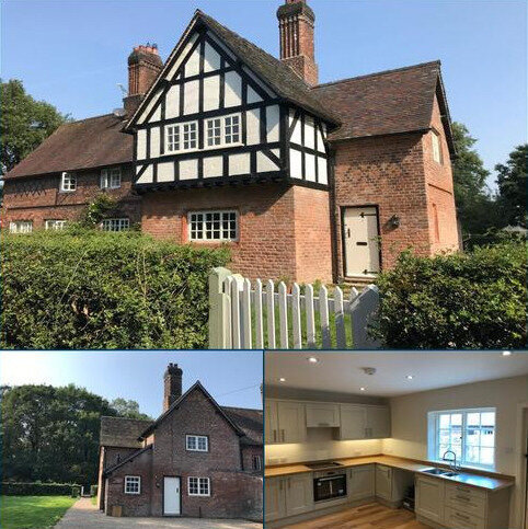 2 bedroom semi-detached house to rent - Aesops Cottages, Arley, Northwich, Cheshire