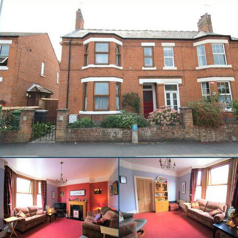 4 bedroom semi-detached house for sale - Victoria Avenue, Evesham, Worcestershire, WR11
