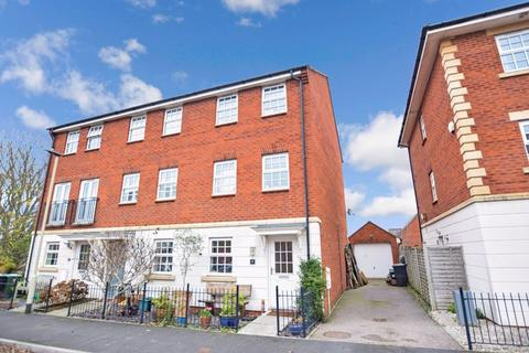 4 bedroom terraced house for sale - The Buntings, Exeter