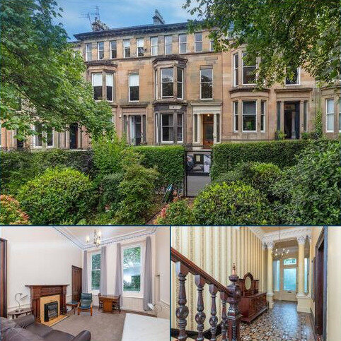 8 bedroom character property for sale - Athole Gardens, Glasgow, G12