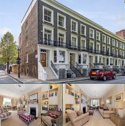 4 bedroom end of terrace house for sale - Vincent Square, London, SW1P