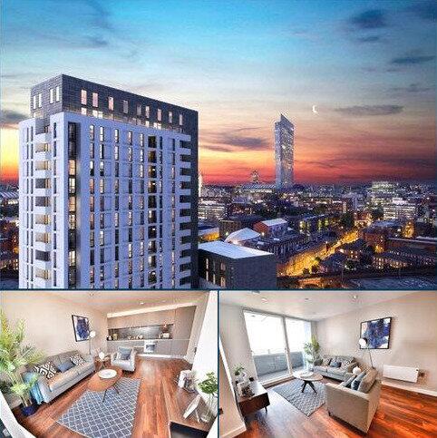 2 bedroom flat to rent - Regent Road, Manchester, M3