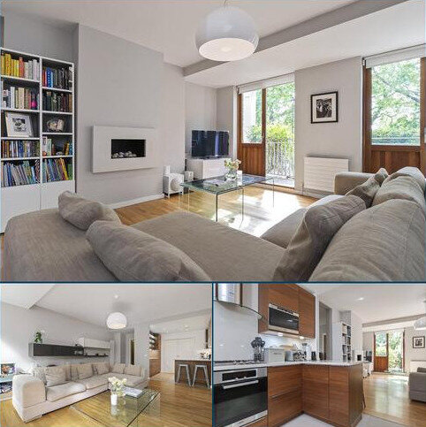 3 bedroom flat for sale - Highstone House, 21 Highbury Crescent, London, N5