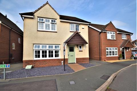 4 bedroom detached house for sale - Elliot Drive, Cannock