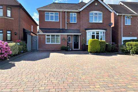 4 bedroom detached house for sale - Rugeley Road, Burntwood
