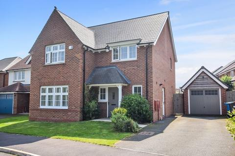 4 bedroom detached house for sale - Boundary Stone Lane, Barrows Green