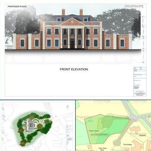 6 bedroom detached house for sale - Spring Woods, Wentworth, Virginia Water, Surrey, GU25