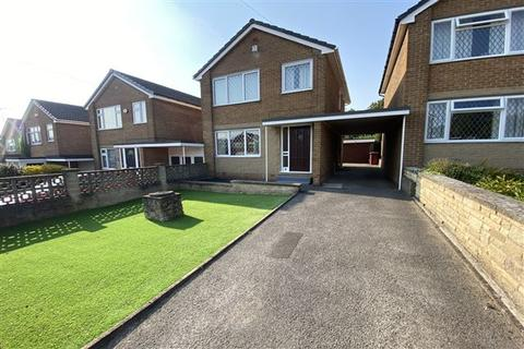 3 bedroom detached house for sale - Belklane Drive, Killamarsh, Sheffield, S21 2EZ