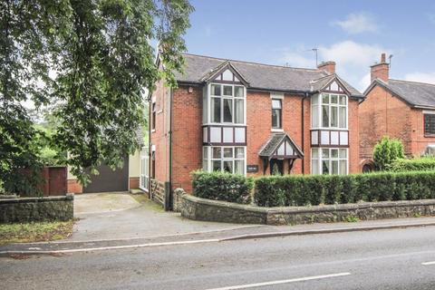 3 bedroom detached house for sale - Breach Road, Brown Edge, Staffordshire, ST6