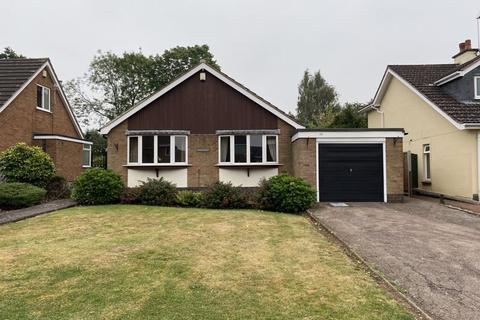 3 bedroom bungalow for sale - Island Close, Hinckley