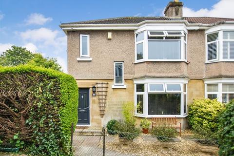 3 bedroom semi-detached house for sale - Broadmoor Park, Weston, Bath, BA1