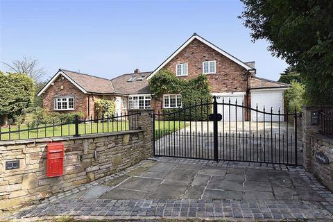 4 bedroom detached bungalow for sale - Little Meadow Close, Prestbury