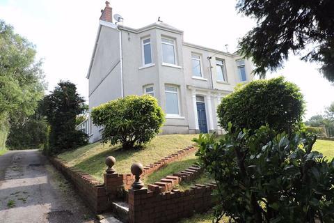 4 bedroom semi-detached house for sale - Park Lane, Lower Brynamman, Ammanford