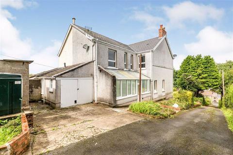 4 bedroom semi-detached house for sale - Park Lane, Lower Brynamman