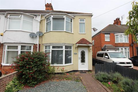 3 bedroom end of terrace house for sale - Silverdale Road, Hull