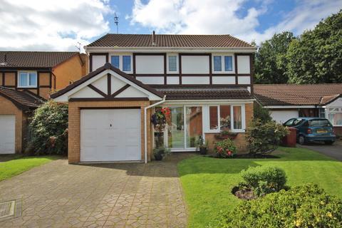 4 bedroom detached house for sale - Quintbridge Close, Liverpool, L26