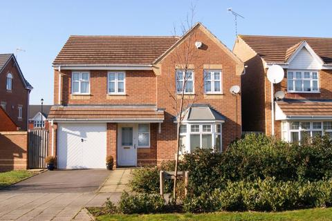 4 bedroom detached house to rent - Chorley Way, Daimler Green, Coventry