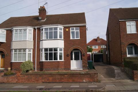3 bedroom semi-detached house to rent - Cecily Road, Cheylesmore, Coventry