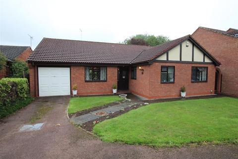 2 bedroom detached house for sale - Nene Close, Stretton, Burton-On-Trent