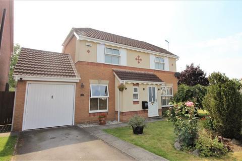 3 bedroom detached house for sale - Oakham Drive, Selston, Nottingham, NG16