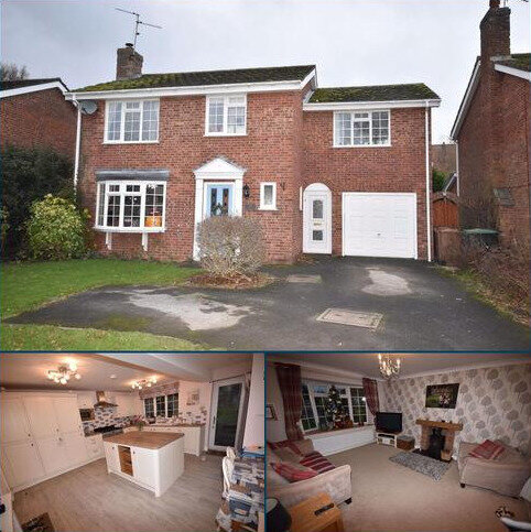 4 bedroom detached house to rent - St Johns Close, Leasingham, Sleaford