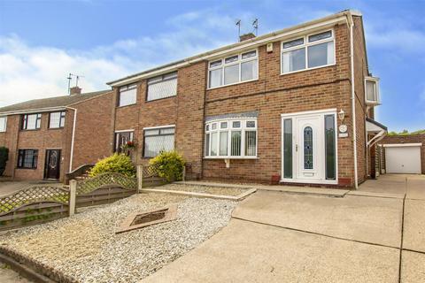 3 bedroom semi-detached house for sale - Shortwood Avenue, Hucknall, Nottinghamshire, NG15 6DB