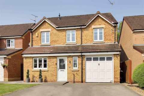 4 bedroom detached house for sale - Boatswain Drive, Hucknall, Nottinghamshire, NG15 7SX