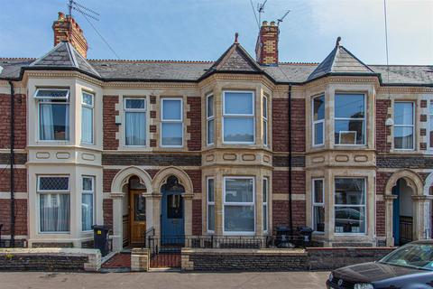 4 bedroom house for sale - Angus Street, Cardiff