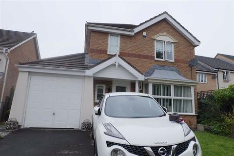 4 bedroom detached house for sale - Heol Leubren, Barry, Vale Of Glamorgan