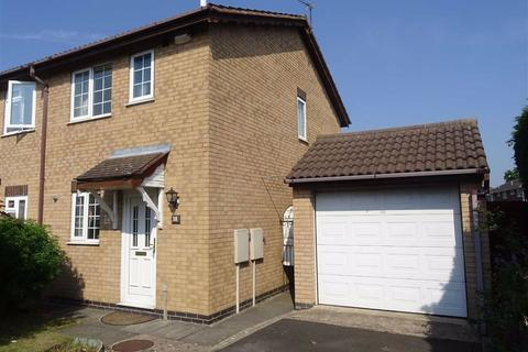 2 bedroom semi-detached house for sale - Coldstream Close, Hinckley