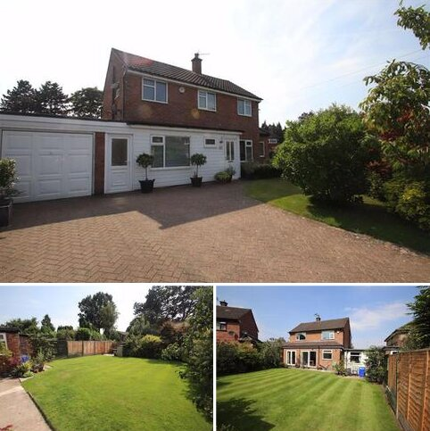 3 bedroom detached house for sale - Finney Drive, Wilmslow