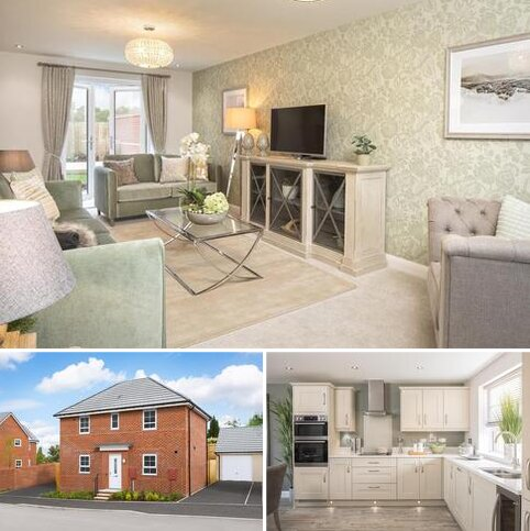 4 bedroom detached house for sale - Plot 38, Thornton at Chapel Fields, Glebe Road, Loughor, SWANSEA SA4