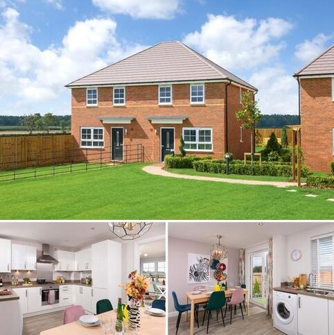 3 bedroom semi-detached house for sale - Plot 142, Maidstone at Harrier Chase, Blenheim Avenue, Brough HU15