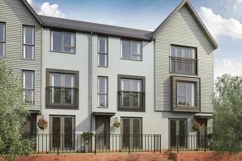 4 bedroom terraced house for sale - Plot 371, Haversham at Waterside @ The Quays, Rhodfa Cambo, Barry CF62