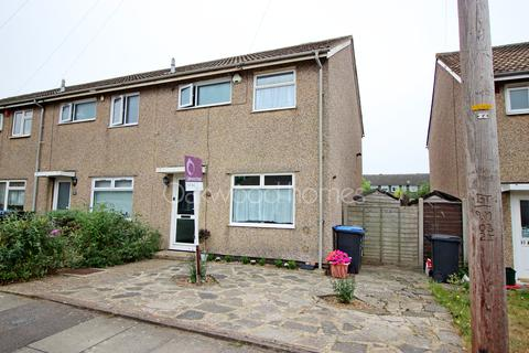 2 bedroom end of terrace house for sale - St Anthonys Way, Margate