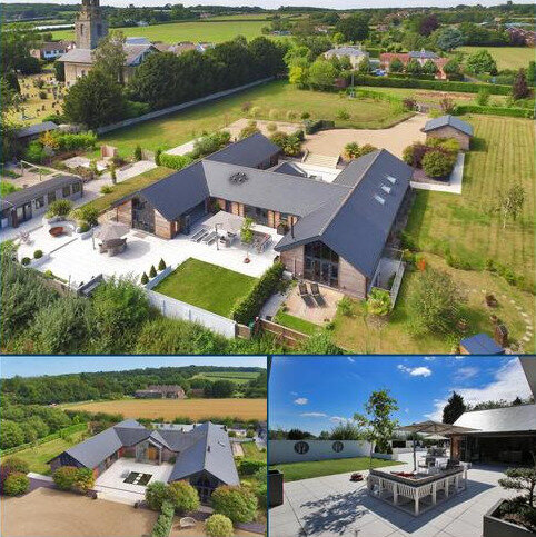 5 bedroom detached house for sale - The Street, Mereworth, Maidstone, Kent, ME18