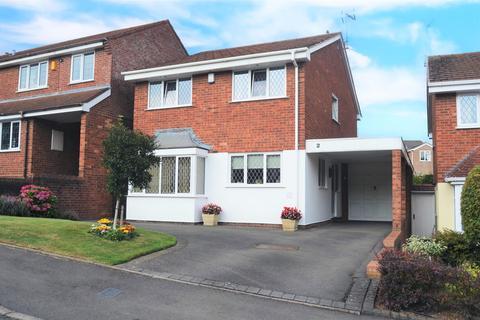 4 bedroom detached house for sale - Woodthorne Close, Dudley, DY3 2PL