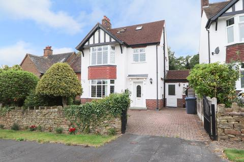 4 bedroom detached house for sale - 47 Somersall Park Road, Somersall, Chesterfield