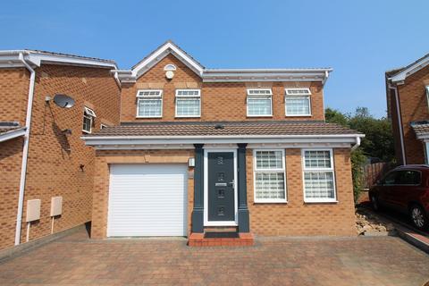 4 bedroom detached house for sale - Audley Close, Ilkeston, DE7