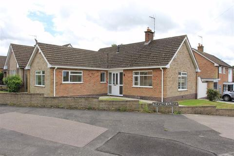 3 bedroom detached bungalow - Linwal Avenue, Houghton On The Hill, Leicester