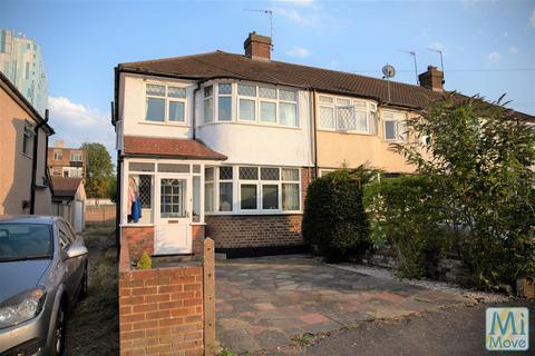 3 bedroom end of terrace house for sale - Alexandra Avenue, Sutton