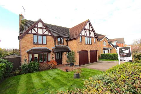 5 bedroom detached house for sale - Forest House Lane, Leicester Forest East