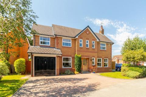 4 bedroom detached house for sale - Chipstone Close, Hillfield