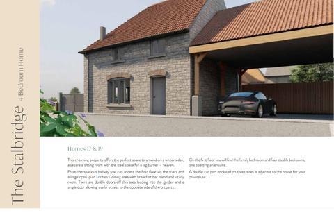 4 bedroom house for sale - The Stalbridge, Manor Court, Stony Lane, Bishops Caundle, Dorset, DT9