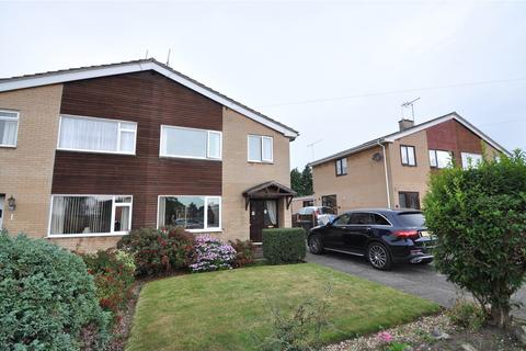 3 bedroom semi-detached house for sale - Lynton Place, Broughton, CH4
